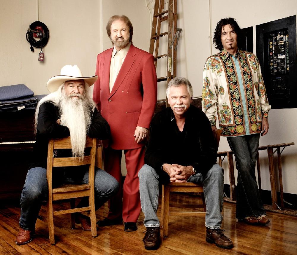 Band: The Oak Ridge Boys