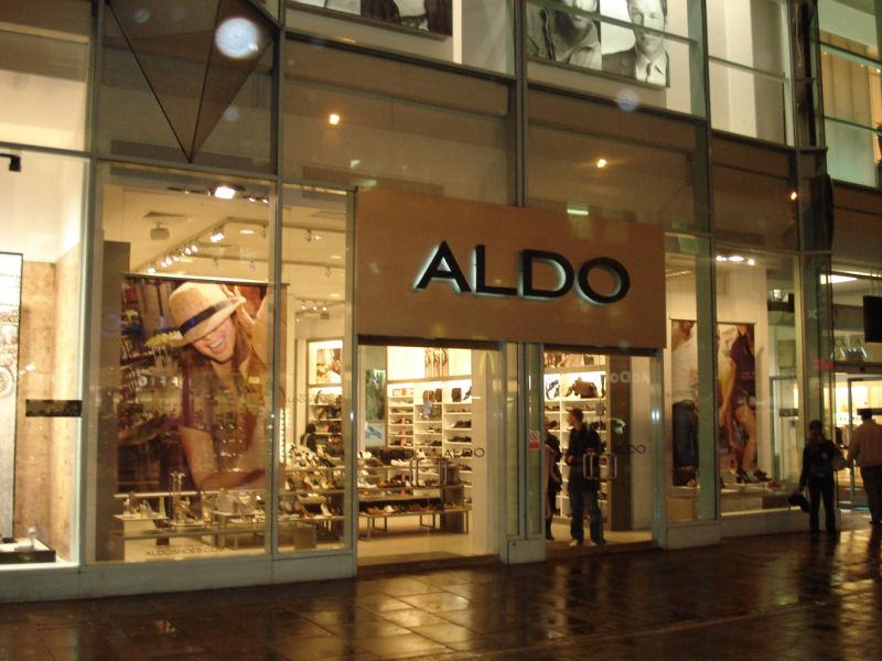 aldo shoes london stores