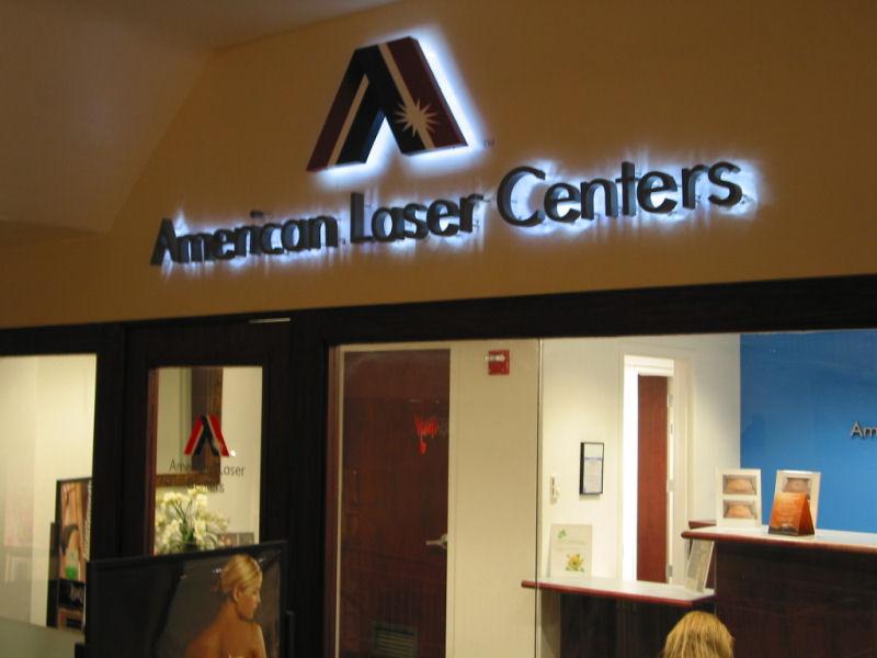 american lazer centers