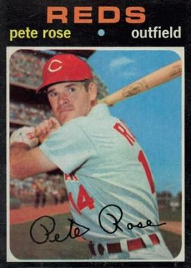1971 Pete Rose