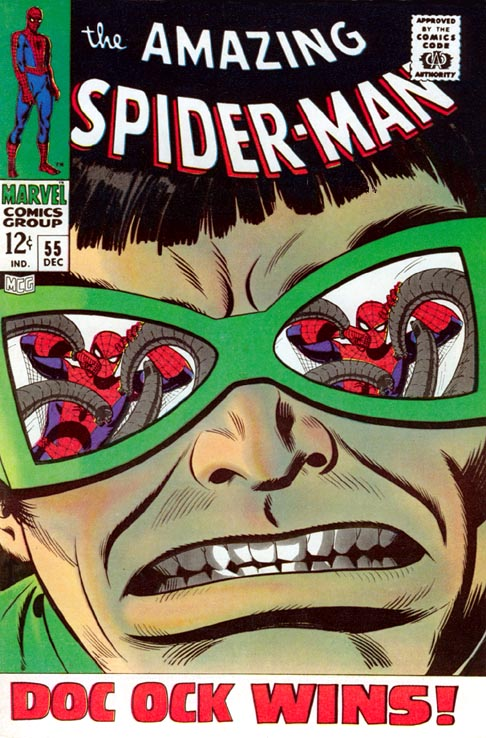 Amazing Spider-Man #55 - DOC OCK WINS!!!!